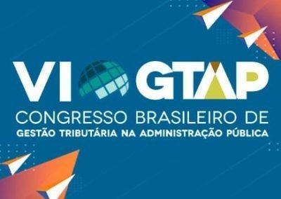Congresso Brasileiro de Gestão Tributária na Administração Pública – V GTAP 2019
