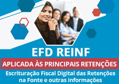 Curso Retenções e EFD REINF